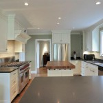 Kitchen of renovated home in Arlington, Virginia