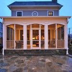 Luxury custom built home in Chevy Chase, Maryland