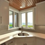 Kitchen of renovated modern home on the Maryland Eastern Shore